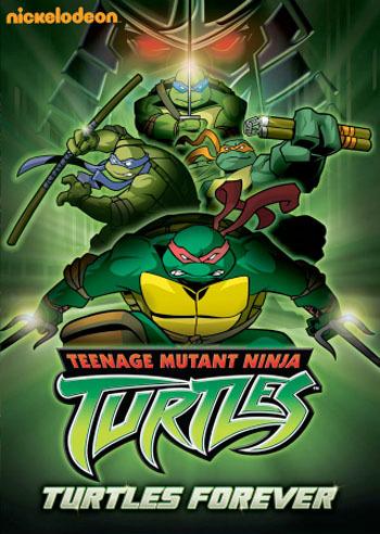 Teenage Mutant Ninja Turtles: Turtles ForeverNickelodeon