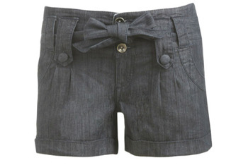3 Button cuffed shorts from WetSeal.com, $21.50