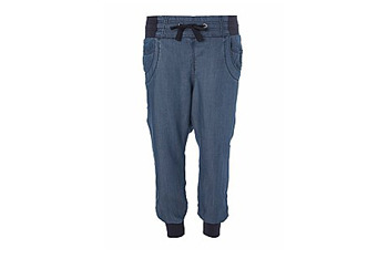 Denim Hareem trousers from NewLook.com, $35