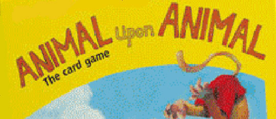 Animal Upon Animal: The Duel Game