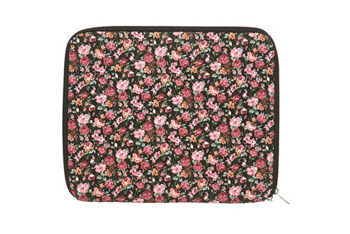 Canvas floral laptop sleeve from Topshop, $40
