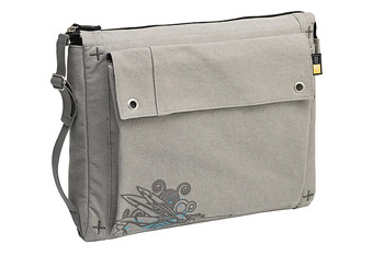 Case Logic canvas laptop sleeve from Walmart, $16.99