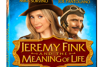 Jeremy Fink and the Meaning of Life will be out in early 2012!