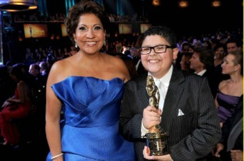 Rico at the ALMA Awards
