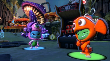 Courtesy of Disney Interactive Studios