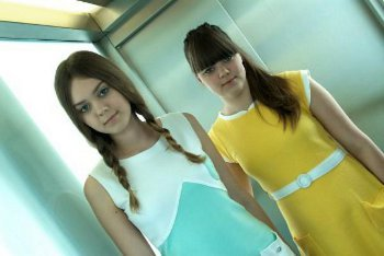 Mellow yellow: First Aid Kit has retro style