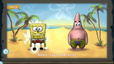 Character Selection
