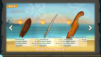 Surfboard Selection