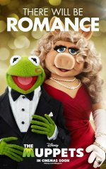 The Muppets Miss Piggy and Kermit Poster
