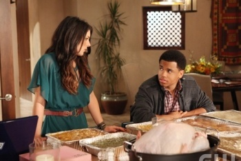 90210: Season 4, Episode 10 :: Smoked Turkey