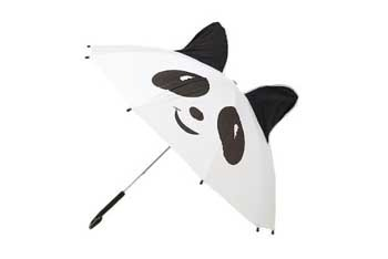 Panda-monium umbrella, $14.99, at ModCloth.com