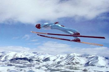 Scary Ski Jump