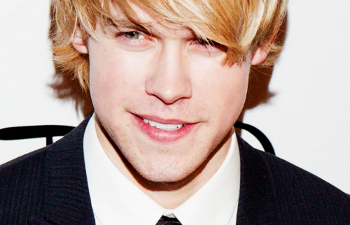 Chord will be returning to Glee this December for several episodes