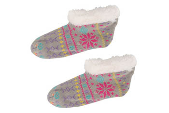 Soft knit slippers, $5.80, at Forever21.com