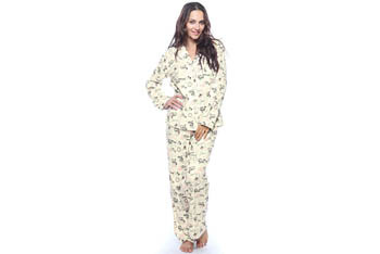 Paris Pajama set, $18.80, at Forever21.com