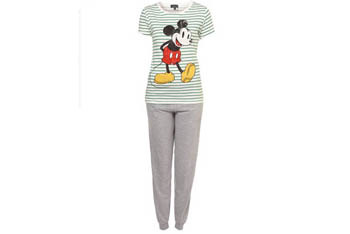 Mickey Mouse PJ Set, $35, at Topshop.com