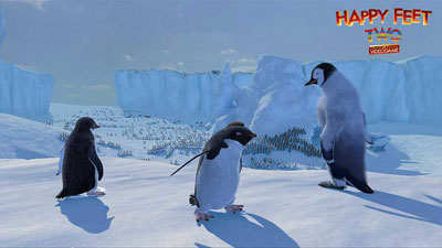 Happy Feet Two – The Videogame