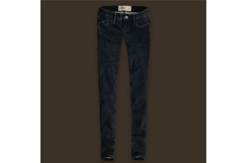 HCo. Jeggings, $49.50, Hollister