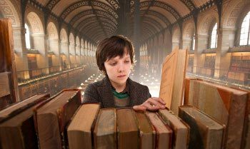 In Hugo, Asa's character's discovers a mystery that must be uncovered