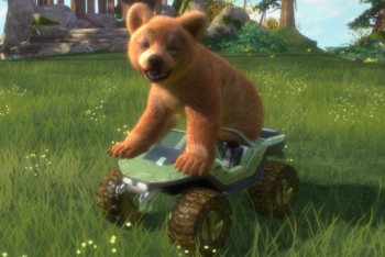 Kinectimals Now With Bears