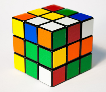 This Rubik's cube might take you all Christmas Day to figure out (or longer!)