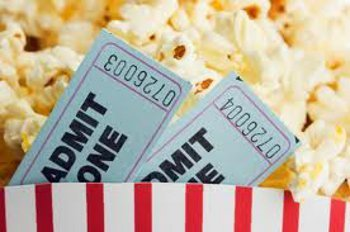 Tickets to a movie are a great way to pass the day with your family