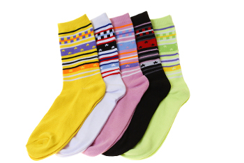 Socks are the perfect gift for a cold December morning (like...Christmas morning)