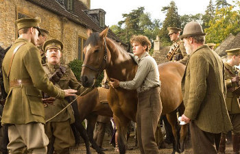 When war breaks out, Joey (the horse) is sold to a young lieutenant who promises to return him