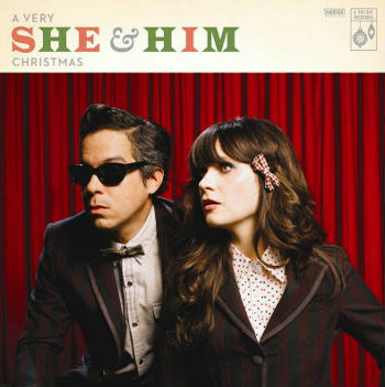 A Very She and Him Christmas by She and Him