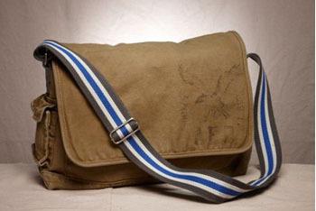 Campus Messenger Bag, American Eagle, $39.50