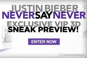 Preview jb never say never pre