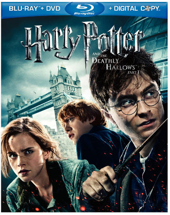 Curl up in front of the TV with your bro or sis and watch the latest Harry Potter movies
