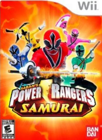 Saban's Power Rangers Samurai: Wii Game Review