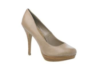 Round toe court shoe, $35, at NewLook.com