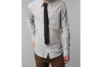 Urban Outfitters, Midnight Blazer Tie, $19