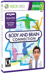 Body And Brain Connection For XBox Kinect