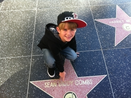 MattyB goes to Hollywood!