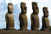 Preview easter island statues