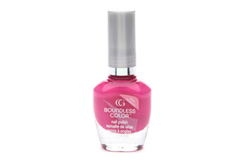 Cover Girl Fuschia Girl nail polish, $3.89