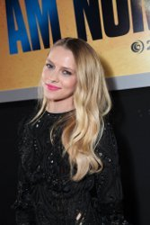 Teresa Palmer arrives on the red carpet arrivals for the world premiere of I Am Number Four.