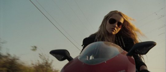 Teresa Palmer in I Am Number Four Alien Action!