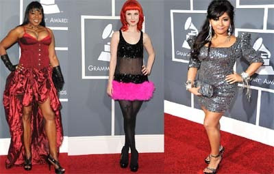 Gram'ma Funk, Hayley Williams, Snooki