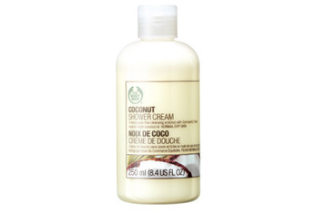 Coconut Shower and Bath Gel