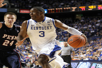 Terrence Jones, just a freshman