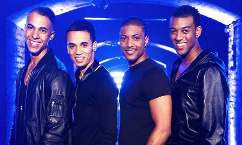 JLS on the X Factor!