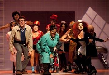 Glee: Season 2, Episode 5 :: The Rocky Horror Glee Show