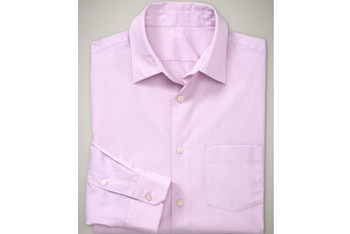 Dobby Stripe Shirt, The Gap, $39.50