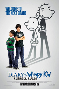 Diary Of A Wimpy Kid 2: Rodick Rules