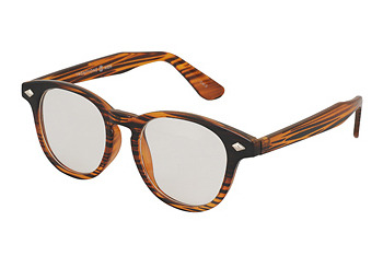 Brown frame glasses, $15, at Urban Outfitters