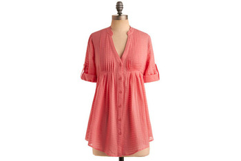 Sorbet tunic, $34, at ModCloth.com
